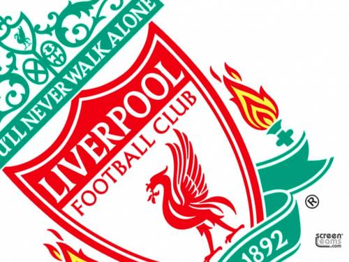 Liverpool Fc Logo In Red Background Iphone Wallpaper Download Iphone ...